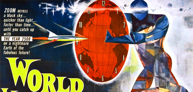 Edward Bernds' deliciously ridiculous World Without End (1956)